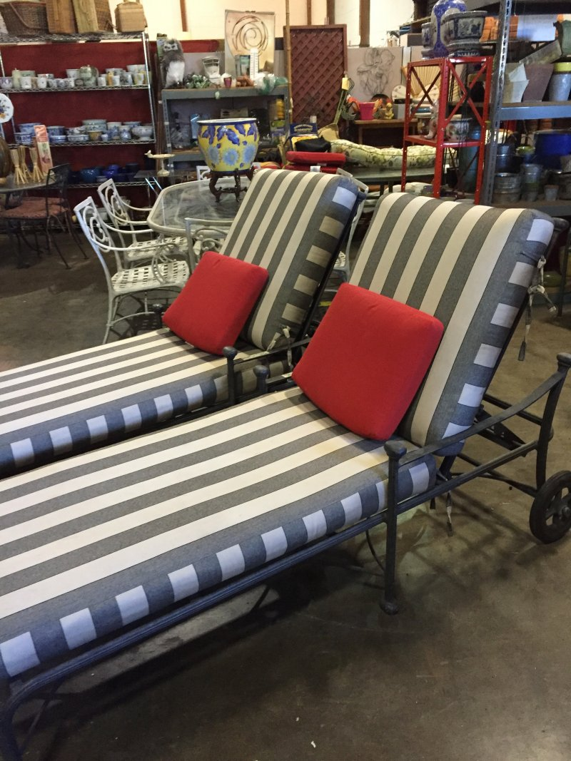 Our Patio Department Has Everything From Garden Furniture To Bird Houses.